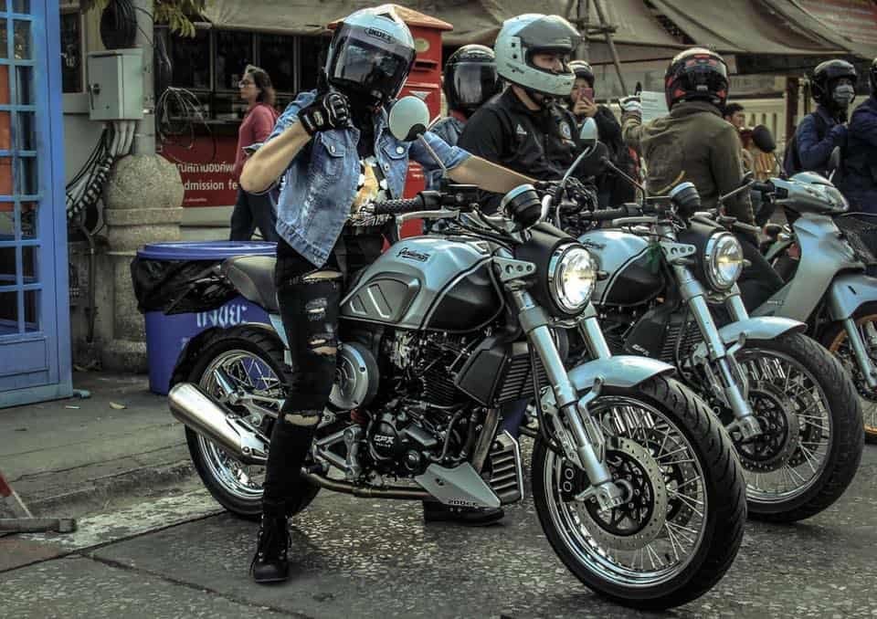 gentleman biker club