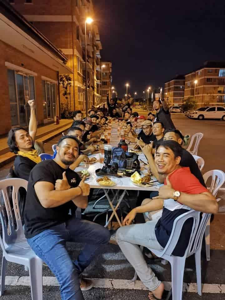 brotherhood gpx lepak minum