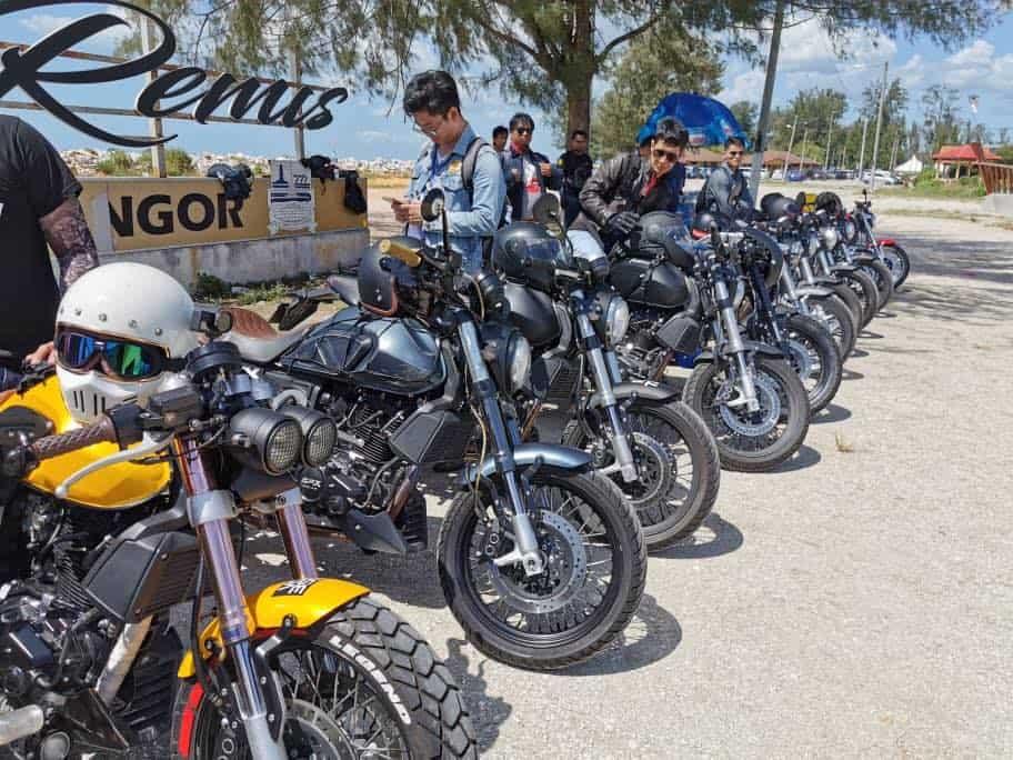 brotherhood ride gpx gentleman legend