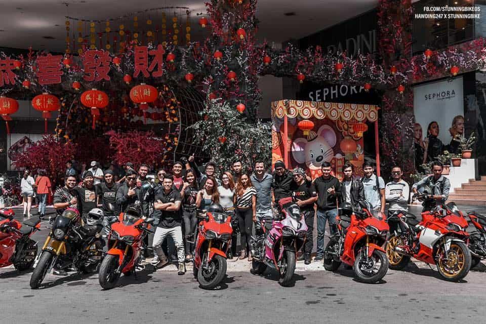 chinese new year kk ride