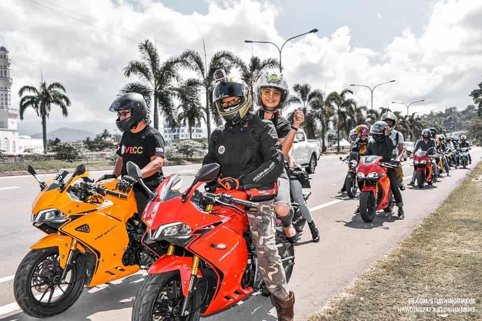 demon ride convoy sabah