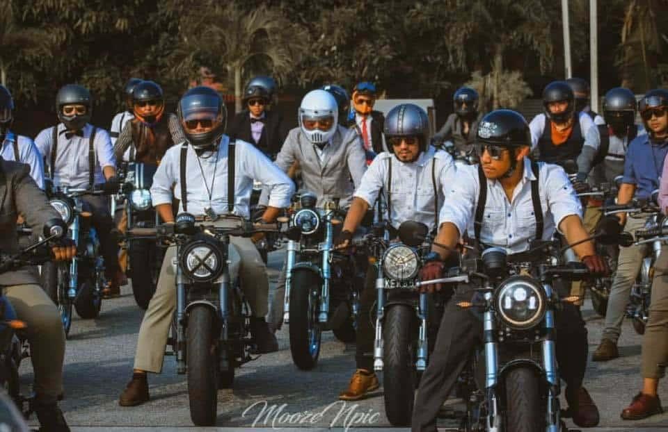 gpx biker gentleman ride 2019