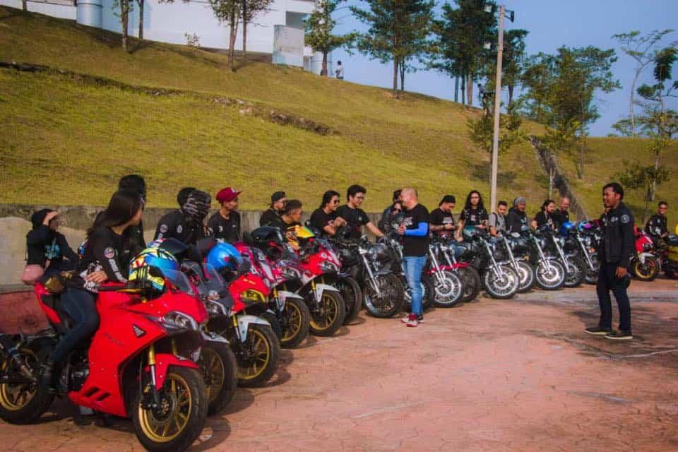 gpx brotherhood convoy ride