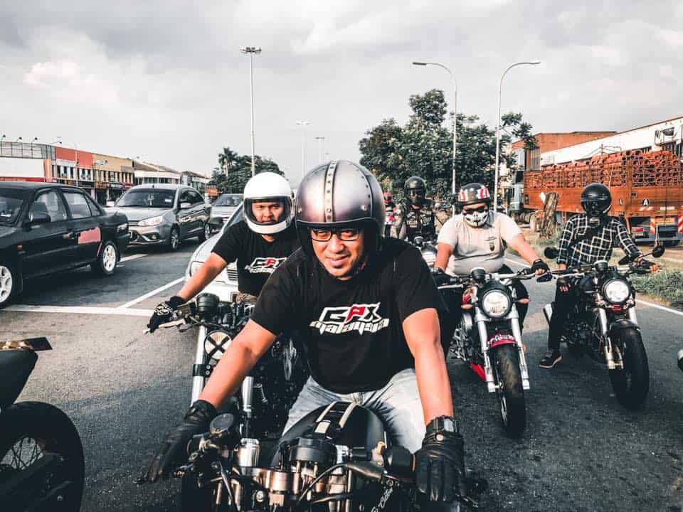 gpx brotherhood ipoh mali ride