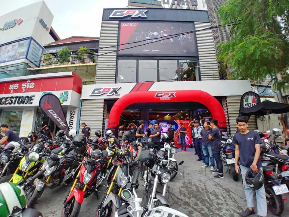 gpx cambodia launch august 2018