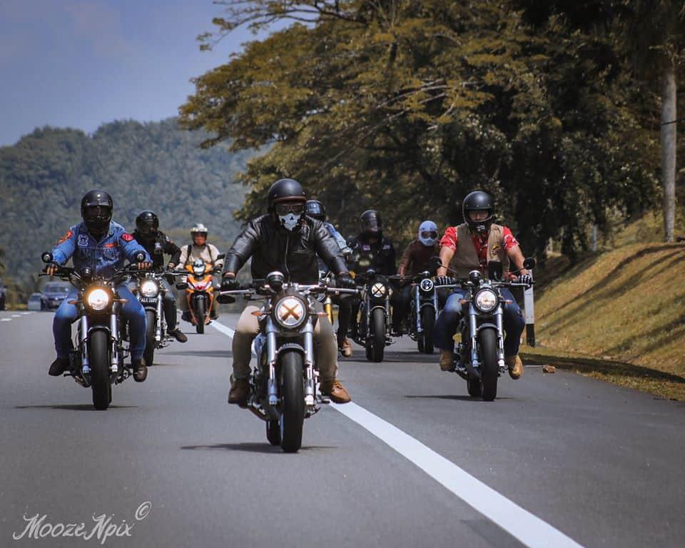 gpx malaysia highway distinguished gentleman ride