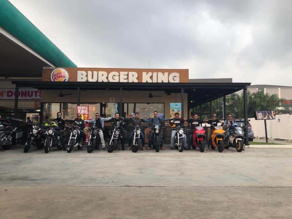 gpx malaysia ride burger king