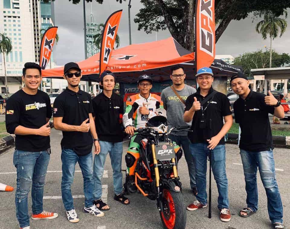 gpx roadshow event kuching dec 2019