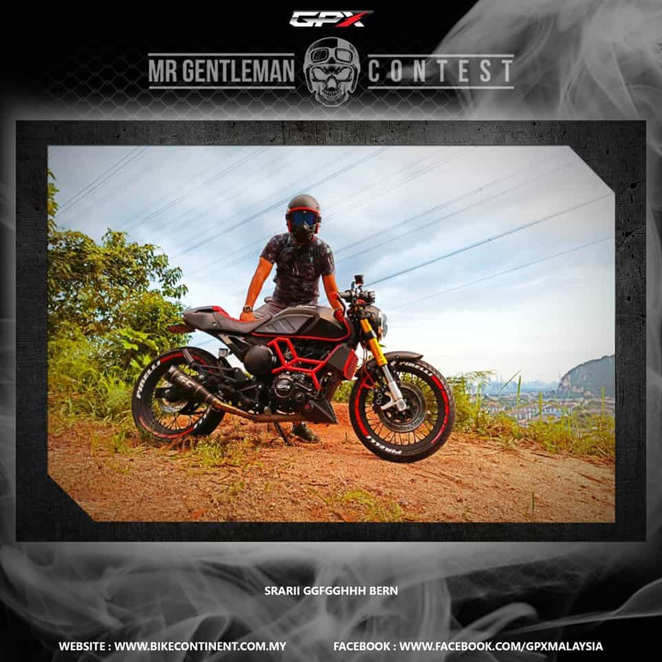 mr gentleman contest gpx malaysia 05